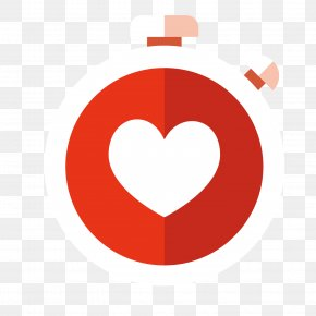 Red Heart Test - Heart Red Area Logo Clip Art PNG