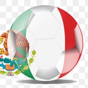 Ball - Mexico National Football Team Flag Of Mexico Mexico City PNG