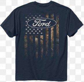 T-shirt - T-shirt Ford Model T Thames Trader PNG
