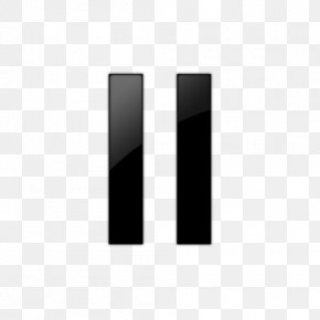 Pause Icon Size - Welland Logo Television PNG