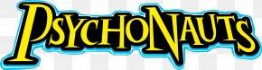 Game Logo - Psychonauts In The Rhombus Of Ruin Psychonauts 2 PlayStation 4 PlayStation VR PNG