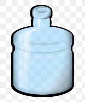 Bottle - Clip Art Water Bottles Vector Graphics Openclipart PNG
