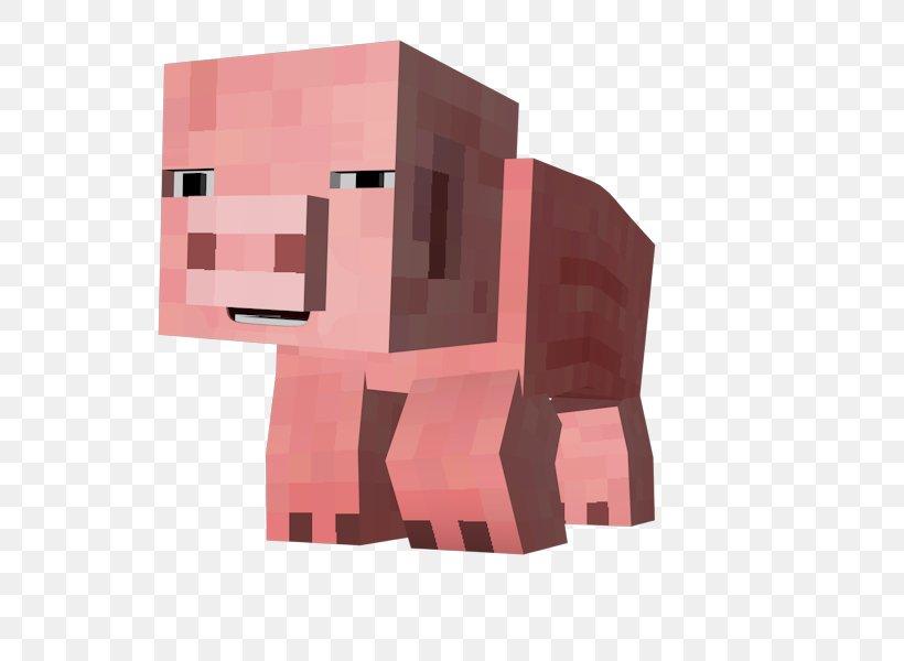 Minecraft Pocket Edition Xbox 360 Pig Video Game Png 800x600px Minecraft Domestic Pig Gamer Minecraft Pocket