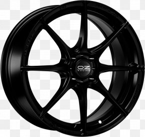 Oz - OZ Group Car Alloy Wheel Tire PNG