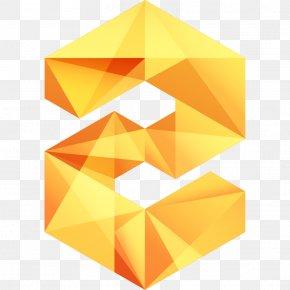 The Orange Letter - Letter English Alphabet K PNG