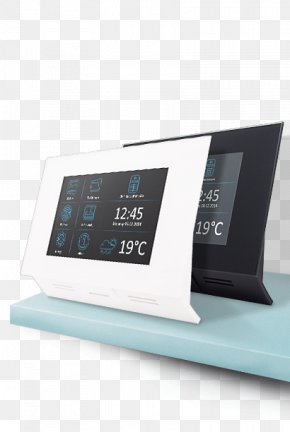 Intercom Touchscreen Computer Network Internet Protocol System PNG