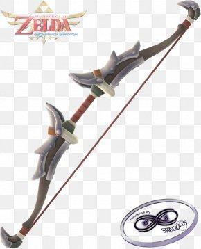 Arrow Bow - The Legend Of Zelda: Skyward Sword The Legend Of Zelda: Twilight Princess HD The Legend Of Zelda: Breath Of The Wild Electronic Entertainment Expo 2010 Link PNG