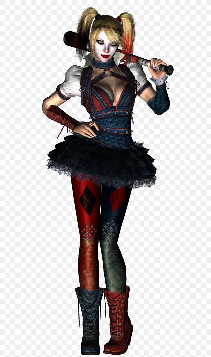 Movie Wallpaper Harley Quinn Arkham Knight