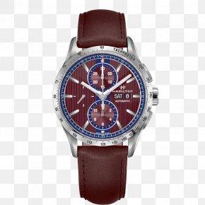 Watch - Hamilton Watch Company Chronograph Clock PNG