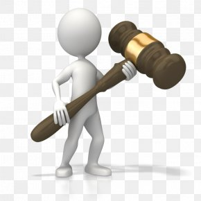 Figure - Judge Court Dress Gavel Law Clip Art PNG