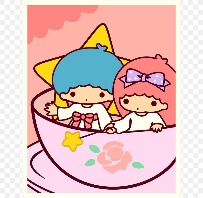Little Twin Stars Coloring Kids Desktop Wallpaper My Lovely