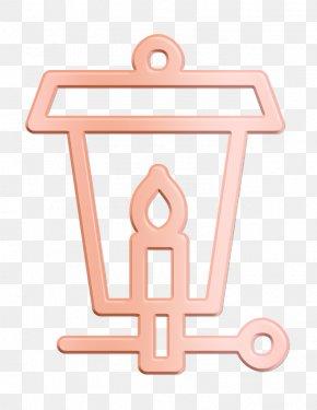 Symbol Xmas Icon - Candle Icon Christmas Icon Lantern Icon PNG