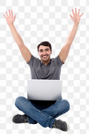 Happy Women - Laptop Stock Photography Royalty-free PNG