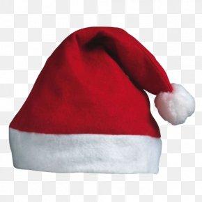 Christmas Hat Clipart - Santa Claus Clip Art PNG
