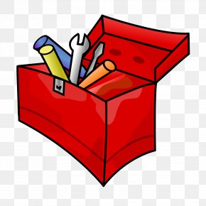 Cliparts Tool Kit - Toolbox Hand Tool DIY Store Clip Art PNG