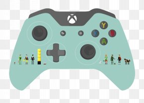 Xbox - Xbox 360 Controller Xbox One Controller PlayStation 4 Grand Theft Auto V PNG