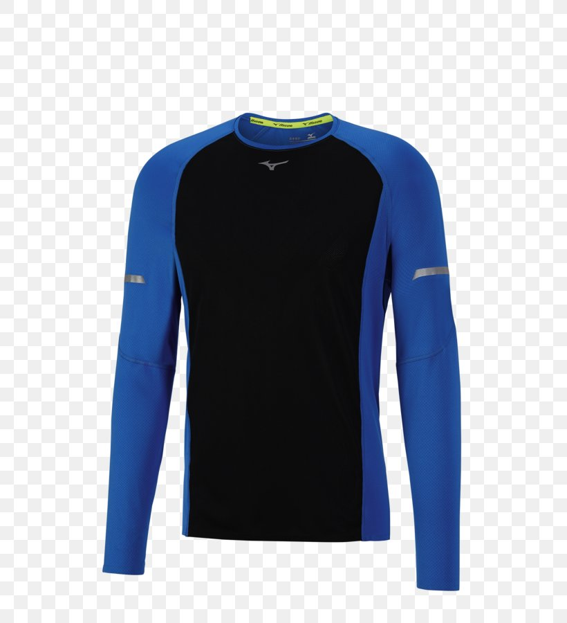 Long-sleeved T-shirt Long-sleeved T-shirt Clothing, PNG, 600x900px, Tshirt, Active Shirt, Baby Toddler Onepieces, Clothing, Cobalt Blue Download Free