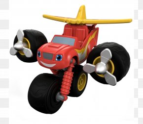 Toy - Toy Airplane Car Vehicle Fisher-Price PNG