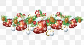 Snow And Ice - Vector Graphics Christmas Day Garland Stock Photography Illustration PNG