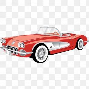 Car Chevrolet Corvette Cabriolet - Classic Car Brand Model Car Motor Vehicle PNG