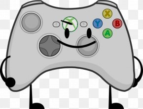 Joystick - Xbox One Controller Game Controllers Joystick PlayStation Portable Accessory PNG