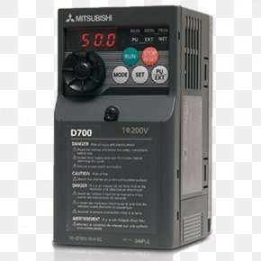 Variable Speed Drive - Variable Frequency & Adjustable Speed Drives Power Inverters Mitsubishi Electric Three-phase Electric Power PNG
