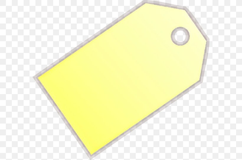 Yellow Rectangle Paper Product, PNG, 600x544px, Cartoon, Paper Product, Rectangle, Yellow Download Free