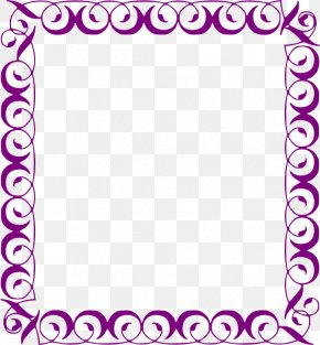 Fancy Page Border - Decorative Borders Borders And Frames Free Content Clip Art PNG