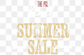 Summer Offer - Logo Brand Font Product Line PNG