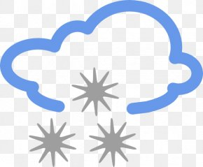 Winter Sun Cliparts - Weather Forecasting Rain And Snow Mixed Clip Art PNG