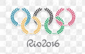 The Olympic Rings - 2016 Summer Olympics Rio De Janeiro Basketball At The Summer Olympics The Nolympics: One Man's Struggle Against Sporting Hysteria Olympic Symbols PNG