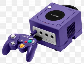 Video Games - GameCube Wii PlayStation 2 Video Game Consoles Nintendo PNG