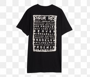 T-shirt - T-shirt Sleeve Product Font PNG