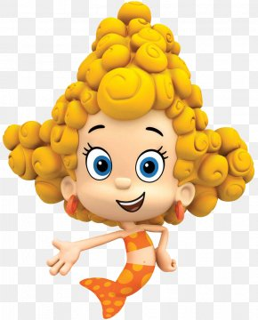 Bubble Guppies - Guppy Character Nick Jr. Television Show Coloring Book PNG