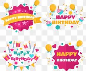Candle Cake Birthday Card - Birthday Cake Party Birthday Card PNG