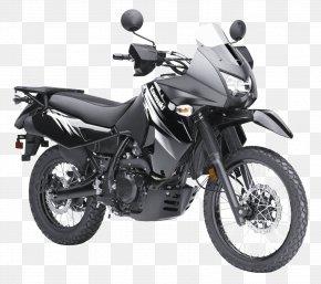 Kawasaki KLR650 Sport Motorcycle Bike - Kawasaki KLR650 Kawasaki Motorcycles Suspension Dual-sport Motorcycle PNG