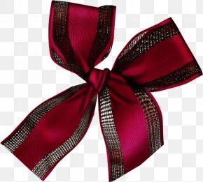 Ribbon - Ribbon Christmas Gift Clip Art PNG