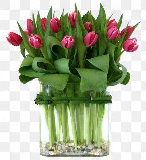 Tulip - Flower Bouquet Tulip Floristry Flower Delivery PNG