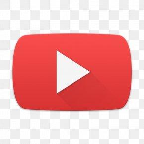 Youtube - YouTube Icon Design Logo PNG