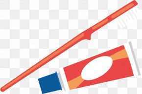 Vector Toothpaste, Toothbrush - Electric Toothbrush Toothpaste Tooth Brushing PNG