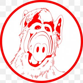 Alf Illustration - Hallo Alf, Hier Ist Rhonda Television Show Illustration PNG