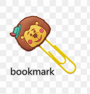 Cartoon Lion Bookmarks - Bookmark Lion Cartoon PNG