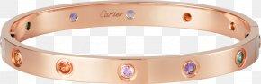 Love Bracelet - Love Bracelet Cartier Jewellery Gold PNG