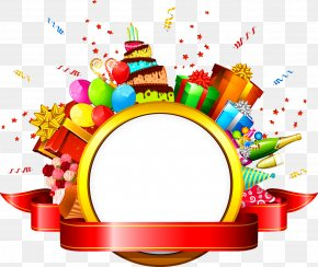 Birthday Present - Clip Art PNG