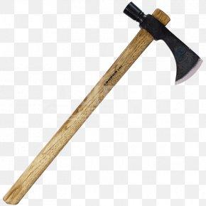 Viking Axe - Splitting Maul Knife Tomahawk Axe Hatchet PNG