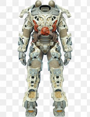 Armour - Fallout 4: Nuka-World Fallout: New Vegas Armour Powered Exoskeleton PNG