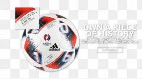 UEFA Euro 2016 - UEFA Euro 2016 2014 FIFA World Cup Football Adidas Brazuca PNG