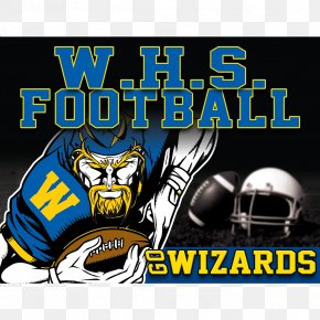 American Football - American Football Protective Gear Washingtonville Logo Font PNG