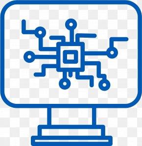 Symbol Computer Monitor Accessory - Big Data PNG