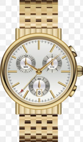 Gold Watches - Rolex Datejust Watch Stock Photography Royalty-free Clip Art PNG
